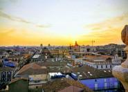 Catania: Abend Stadtgeheimnisse und Aperitif Tour