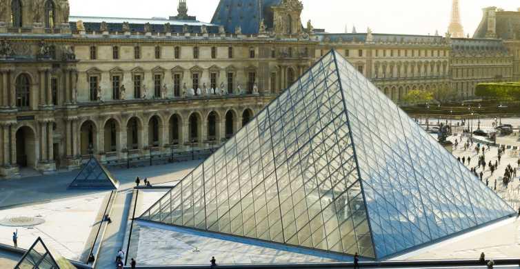 Museo del Louvre: acceso sin colas y degustación de vinos