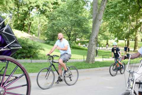 New York City: Bike Rental