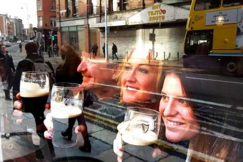 Dublin: Pontos Turísticos Guiados e Pints
