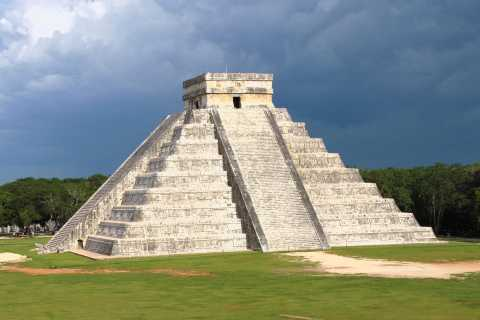 Merida: Chichen Itza, Yokdzonot Cenote, and Cooking Class