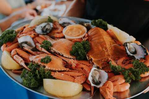 Mooloolaba: Seafood Lunch Cruise