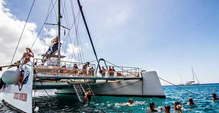 La Graciosa: Island Cruise with Lunch and Water Activities