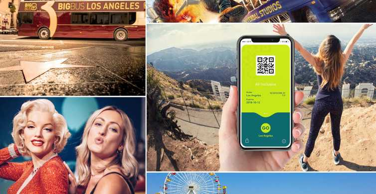 Go Los Angeles Pass: Save up to 50% on Top Attractions