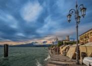 Gardasee: Sirmione Sunset Boat Tour