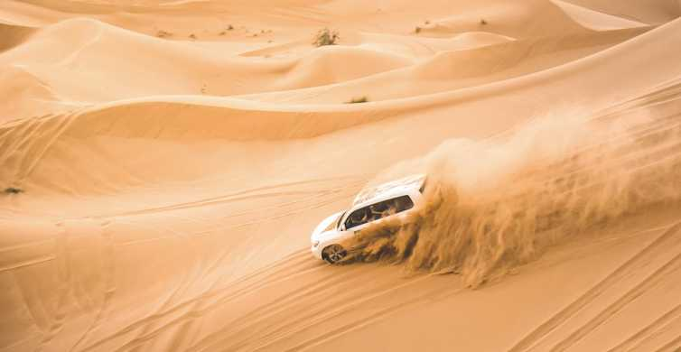 Doha: Desert Adventure, Dune Bashing Safari & Camel Ride