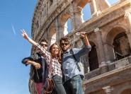 Rom: Kolosseum Fast-Track-Führung für kleine Gruppen