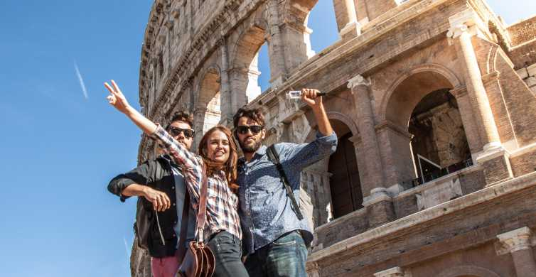 Rome: Colosseum Fast-Track Small Group Guided Tour