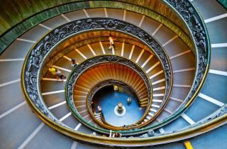 Rom: Führung durch das Vatikanische Museum und die Sixtinische Kapelle