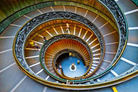 Rome: Guided Vatican Museum and Sistine Chapel Tour