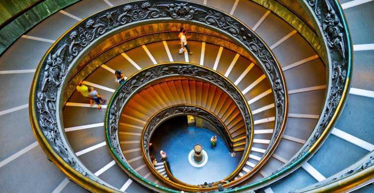 Rzym: Zwiedzanie Muzeum Watykańskiego i zwiedzanie Kaplicy Sykstyńskiej