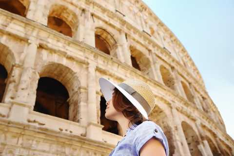 Rome: Colosseum and Roman Forum Fast-Track Small Group Tour