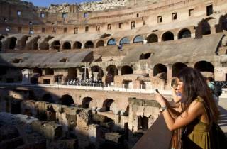 Rom: Kleingruppentour durch das Kolosseum und das Vatikanische Museum