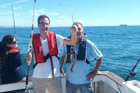Cascais: Half-day Fishing Tour