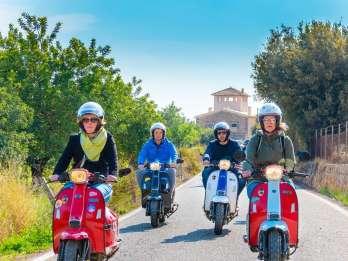 Palma de Mallorca: Roller-Verleih