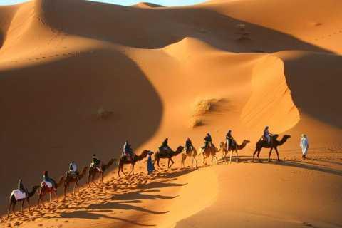 Marrakech: 3-Day Sahara Desert Tour to Merzouga