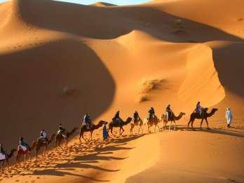 Ab Marrakesch: 3-tägige Sahara-Tour nach Merzouga