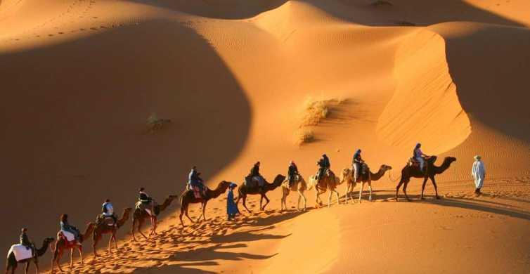 3-Day Desert Tour from Marrakech to Merzouga