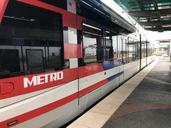 Houston: Geführte Stadtbahn-Zugtour