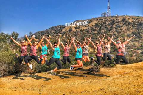 Los Angeles: Hollywood Sign Comedy and Pictures Tour