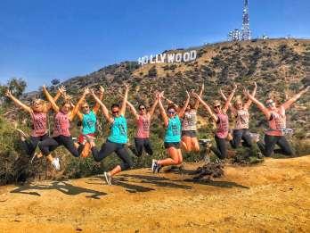 Los Angeles: Hollywood Sign Comedy und Bilder Tour