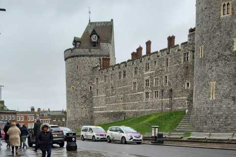 London: Self-Guided Windsor Castle Tour with Transportation