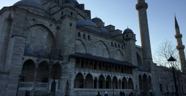 Istanbul: Historical and Contemporary Islam 3-Hour Tour