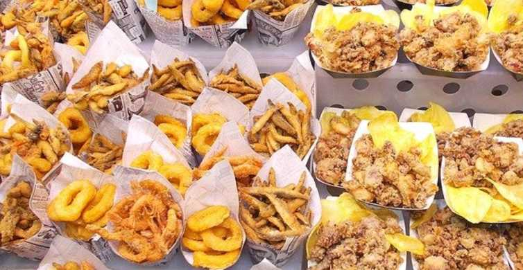 Malaga: Food Tour