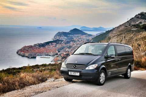 Scenic Private Transfer from Dubrovnik to Mostar
