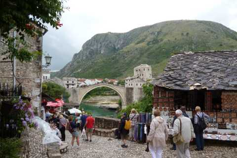 From Dubrovnik: Private Day Tour to Mostar