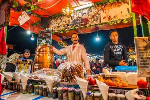 Marrakesh: 3-Hour Food Tasting and Walking Tour