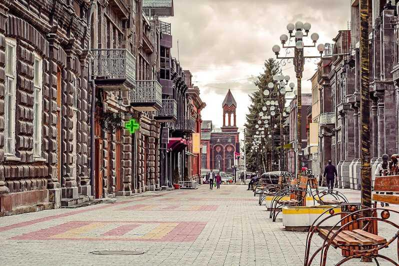 Eriwan Tagesausflug Nach Gyumri Armeniens Zweitgrosster Stadt Eriwan Armenien Getyourguide