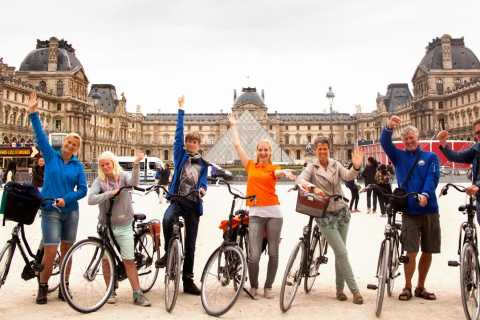 Paris Highlights 3-Hour Bike Tour