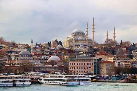 Istanbul: tour privato di mezza giornata con un locale