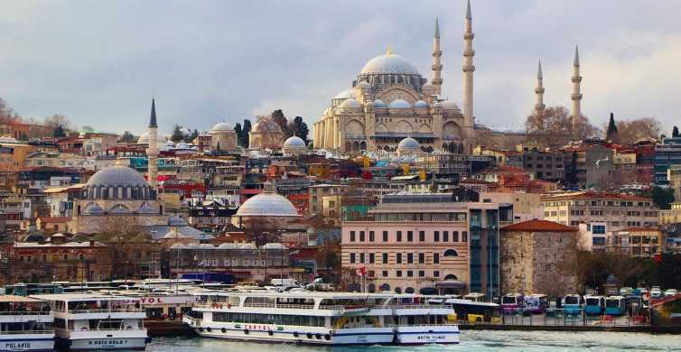 Istanbul: Private Half-Day Sightseeing Tour with a Local