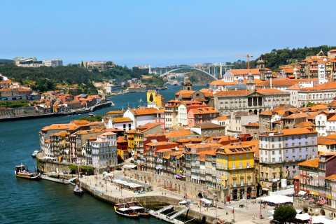 From Lisbon: Porto City Tour and Wine Tasting