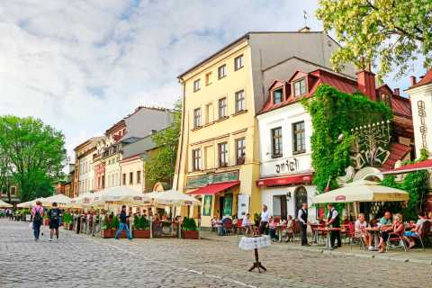 Krakow: Schindler's Factory & Kazimierz Jewish Quarter Tour