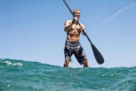 La Jolla: Stand Up Paddle Board Rental