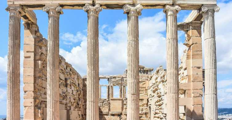 Athens: Acropolis & Ancient Greece Private Walking Tour