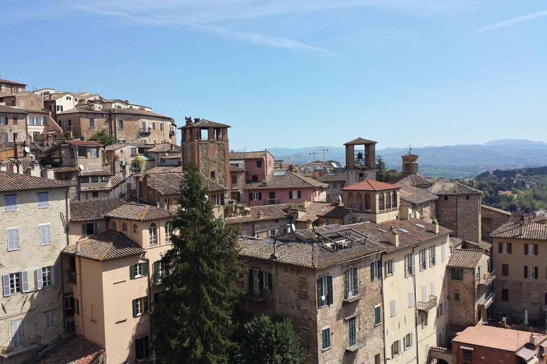 Perugia: 2-stündiger privater Rundgang
