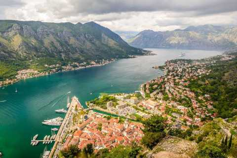 Dubrovnik: Montenegro Day Trip with Boat Cruise