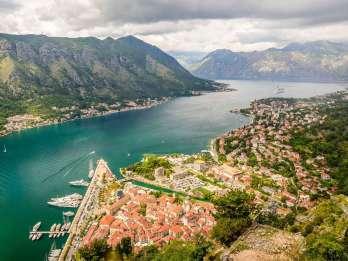 Dubrovnik: Montenegro Tagesausflug mit Bootsfahrt