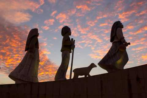 From Lisbon: Fátima and the Three Little Shepherds' House