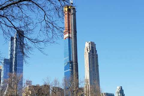 New York City: Billionaires' Row Guided Walking Tour
