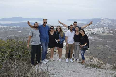 Santorini: Half-Day Private Sightseeing Tour