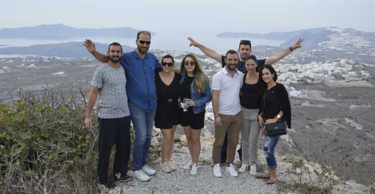 Santorini: Half-Day Private Sightseeing Tour