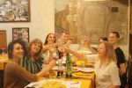 Rome: 4-Hour Trastevere Food and Sightseeing Tour at Night