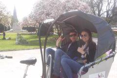 Estrasburgo: Neustadt e Petite France em 1 hora por Pedicab