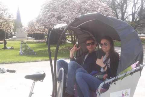 Strasbourg: Neustadt and Petite France in 1 Hour by Pedicab