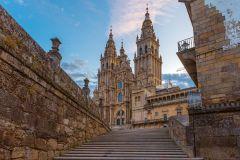 Porto: Excursão de 1 Dia Santiago de Compostela